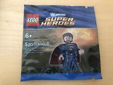 NEW Lego Super Man JOR-EL Minifig DC Universe Hero Dad Minifigure 5001623 RARE