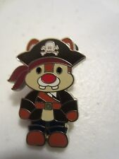 Disney Cuties Pins Chip & Dale Pirates of the Caribbean Pirate DALE 2005 Pin