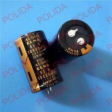 1PCS ELNA AUDIO Electrolytic Capacitor size: 30*50mm 10000UF63V/63V10000UF