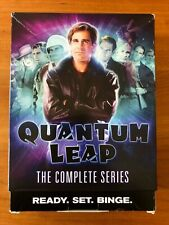 Quantum Leap: The Complete Series (Dvd, 2017, 18-Disc Set) Very Good Condition