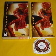 SPIDER-MAN 2 Psp Versione Ufficiale Italiana SpiderMan »»»»» COMPLETO