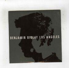 BENJAMIN BIOLAY CD SINGLE (NEUF) LOS ANGELES