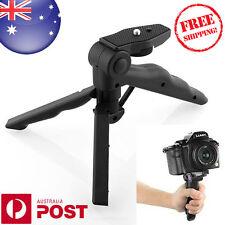 New High Quality Flexible 2 in 1 Handheld Grip Mini Tripod for Camera - Z198F