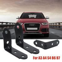 For Audi A4 S4 RS4 B6 B7 8E Glove Box Lid Hinge Snapped Repair Fix Kit Brackets