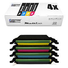 4x ECO Toner für Samsung CLP-610-ND CLX-6200-ND CLP-660-ND CLP-607-N
