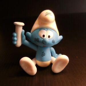 Schtroumpf éclaireur assis 2018 PEYO figurine personnage jouet MCDONALD'S N5833