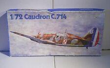 07 422 Flugzeug Modellbausatz REFLEX ?Caudron C.714?,1/72