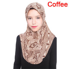 Women Under Scarf Hat Cap Bonnet Ninja Hijab Islamic Neck Cover Muslim Hijab MD
