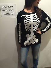 Iron Fist Wishbone Sweater Brand New! Size Medium Great For Halloween!