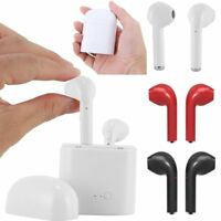For Apple iPhone 7 Mini Wireless Bluetooth Earphone In Ear Stereo Earbud Headset