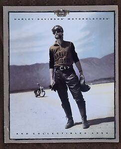 1994 HARLEY-DAVIDSON MOTORCLOTHES & COLLECTIBLES CATALOG
