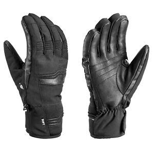 LEKI Ski Alpin Handschuhe Damen Herren Cerro Trigger S schwarz 649812301