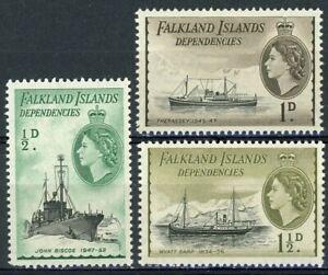 sa3994 Falkland Islands Dependencies - Sc#1L19//1L21 Hinged