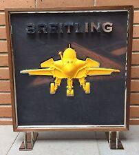 BREITLING Display LARGE Navitimer Chronomat Avenger Chronomatic Bentley Original