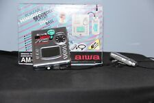 Aiwa AM-F70 Portable MiniDisk Recorder / Player - New