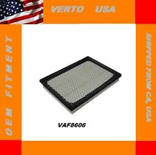 Verto USA Air Filter-Rigid Panel VAF8606 , Fit Chrysler, Dodge