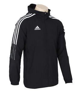 Adidas Tiro 21 Men's Windbreaker Jacket Black GP4967
