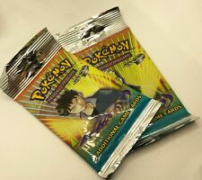 Pokemon Original Gym Heroes Set Booster Pack - Sealed Pokemon Cards