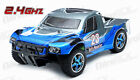 Exceed RC 1/10 RC Rally Monster Electric Brushless RTR Short Course Racing Truck