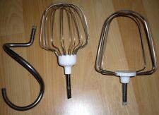 ☀️ Knethaken ☀️ Sahnebesen  Rührbesen für Braun KM 32 / KM 321 Küchenmaschine