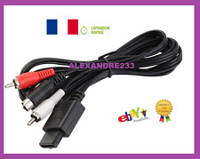 CABLE S VIDEO POUR SUPER NINTENDO GAME N64