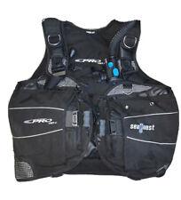 Seaquest Pro QD + Scuba Dive Vest Excellent Condition XXL Model: 366396 BCD