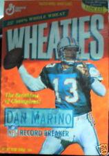 Wheaties Dan Marino Miami Dolphins 1995