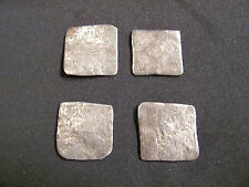 RARE Lot 4 silver Durham Islamic/Spain. Al-Andalus mint XII - XIII cent. A.D.