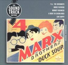 The Marx Brothers - Duck Soup New Cd