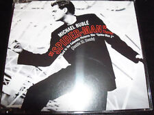 Michael Buble Spiderman / Sway Remixes Aust CD Single