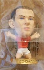 Microstars ENGLAND (Red Shirt) ROONEY, GOLD BASE Membership Figure