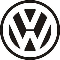 Volkswagen VW Vinyl Decal Sticker Logo