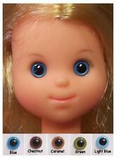 Replacement Eyes for Sunshine Family Dolls - 15 pairs