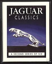 JAGUAR (2nd) - Original Collectors Cards  inc. XJ6, XJS