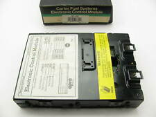 Carter 301-501 Remanufactured Engine Control Module ECU ECM Replaces 1224810