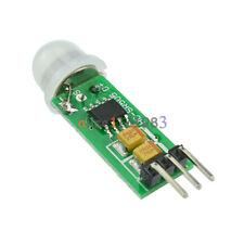 2pcs Hc Sr505 Mini Infrared Pir Motion Sensor Precise Infrared Detector Module