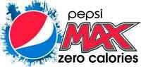 """Pepsi Max Vinyl Sticker Decal 18""""  (full color)"""