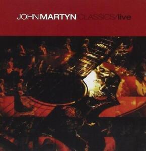 JOHN MARTYN - CLASSICS LIVE 2CDs (NEW)