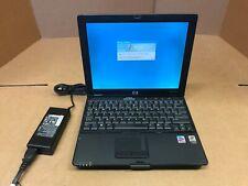 """HP Compaq NC4200  12.1""""  Laptop  1.86GHz 1GB DDR2  60Gb  HDD XPP"""