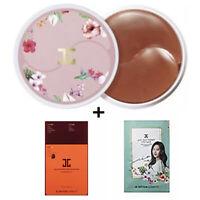 JAYJUN Roselle Tea Eye Gel Patch Eye Care (1box 60sheets)+sheets 2pcs