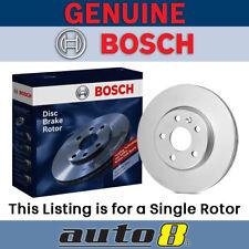 Bosch Front Brake Disc Rotor fits Toyota Camry MCV36R 3.0L Petrol 1MZ-FE 2002-06