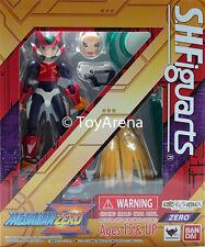 S.H. Figuarts Zero (Megaman Zero Ver) Action Figure Bandai USA Seller