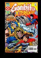 Stratagème and the xternals us Marvel Comic vol.1 # 2/'95