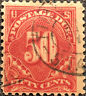 Scott #J67 US 1917 50 Cents Postage Due Stamp XF MH