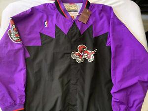 Toronto Raptors 1995-96 Jacket Size 4XL