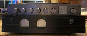 Carver THX TFM-35x Stereo Power Amplifier & Carver Pre Amp Model C-2