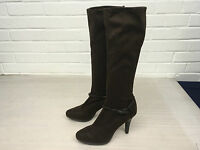 JOHN LEWIS PENELOPE PLATFORM KNEE HIGH BOOTS SIZE 6 / 39 NEW RRP £45