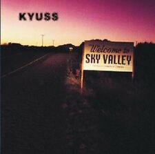 """Kyuss """"WELCOME TO SKY VALLEY"""" CD NUOVO"""