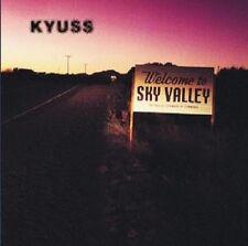 "KYUSS ""WELCOME TO SKY VALLEY"" CD NEUWARE"