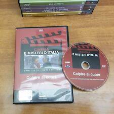 CINEMA e MISTERI d'ITALIA * COLPIRE AL CUORE * il DVD